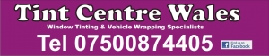 TINT CENTRE WALES