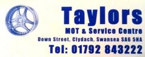 Taylors MOT & Service Centre - Swansea