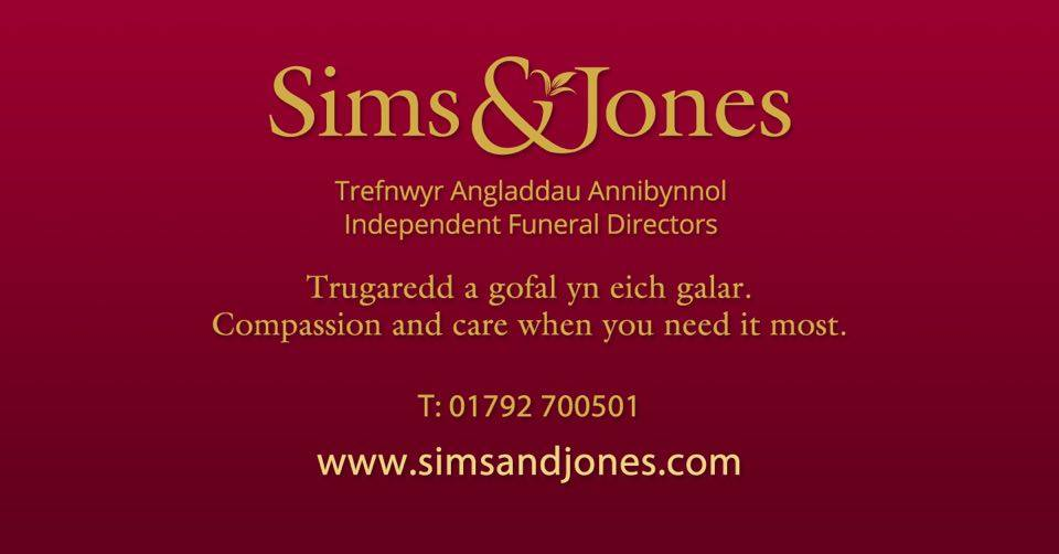 Sims & Jones Funeral Directors Swansea, Funeral services Swansea, Sims & Jones, sims funeral service, jones funeral service,