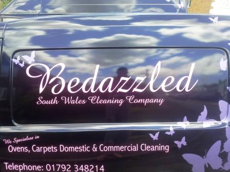 Bedazzled Cleaning Services Swansea