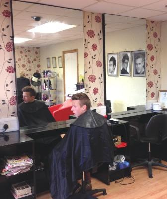 Gents Barbers, Boys cuts, Kids Cuts, Salon 21 Birchgrove, Modern styling, Traditional styling,