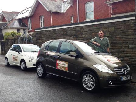 autolearners swansea, autolearners, manual learners, driving school, elwyn, driving instructor swansea, auto driving instructor,