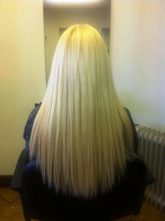 Hair extensions Swansea