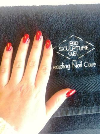 Bio sculpture gel nails Tycoch, Swansea