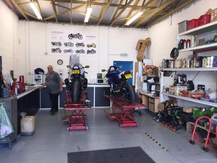 Clydach Bike and car centre, motorcyle m.o.t. swansea, car m.o.t. swansea,