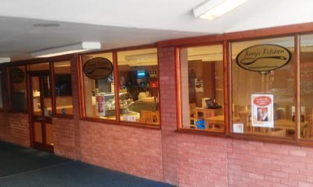 Jinny's Kitchen, Cafe Gorseinon,
