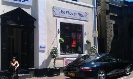 The Flower Studio, Neath