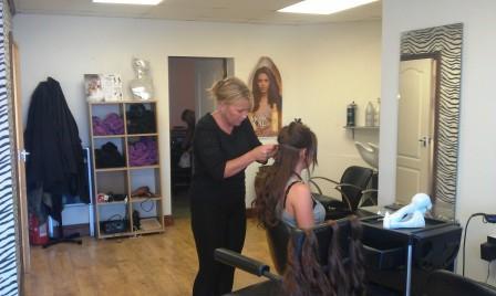 Hair salon Swansea