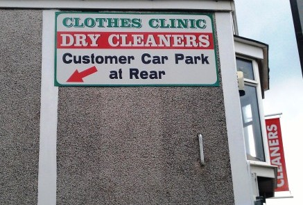 The Clothes Clinic Dry Cleaners Swansea, Morriston, Tycoch,