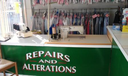 clothing repairs and alterations Swansea, Morriston, Tycoch,