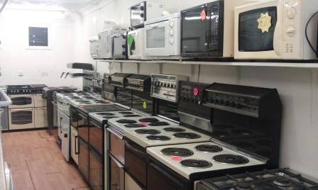Cookers Swansea, H Phillips Electrical,