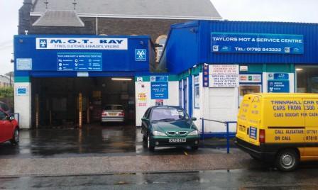 MOT Swansea, mot Clydach, car service Swansea, Taylors Clydach,