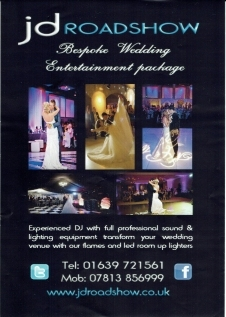 dj swansea, dj neath, wedding dj, party dj, jd roadshow, lighting expert dj wales,