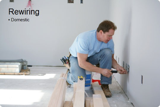 electrician Swansea, rewire, Lighthouse electrical engineers,