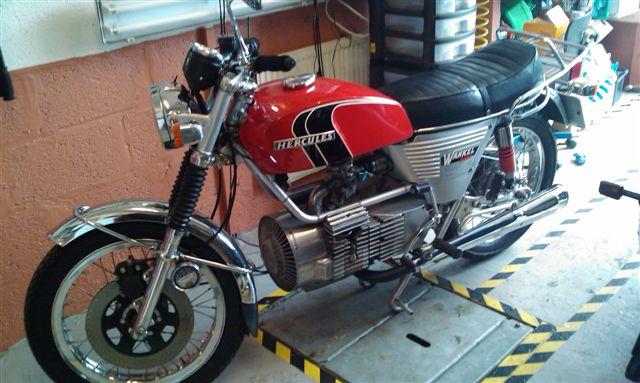 motorbike m.o.t, and repair